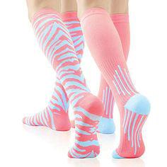 cute pink socks