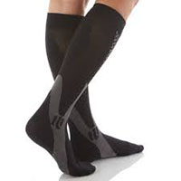 20 to 30 mmHg knee high graduated clothing