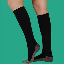 Doctors prescribe 20-30 knee-highs compression for the treatment of mild venous ulcers