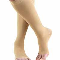 30 - 40 mmHg knee high womens support compression socks