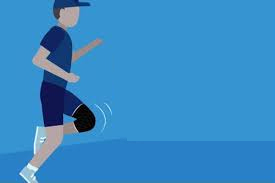 picture of person running