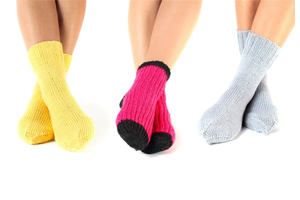 Multi Color Compression Socks