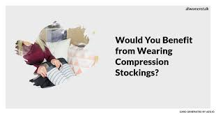 Benefits of compression socks image