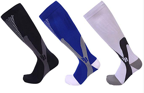 Color Varieties of Compression Sock