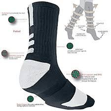 Compression Socks with extra padding