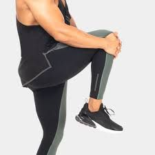 Compression leggings have special technology