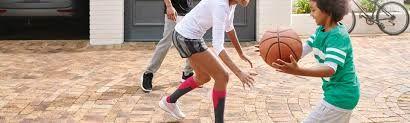 Compression socks and athletics