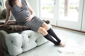 Compression socks during pregnancy