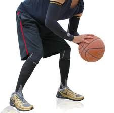 Compression socks for basketball