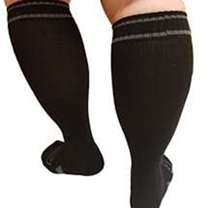 20 to 30 mmhg knee length wear