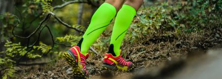 Compression socks for sports