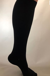 ComproGear - Onyx Black Compression Socks (20 - 30 mmHG)