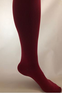 ComproGear - Red Wine Compression Socks (20 - 30 mmHG)