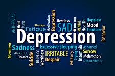 depression, sadness, fatigue, irritable
