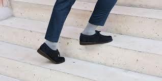 Dress socks style