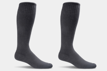 Men's compression socks with grading of 15-20mmHg