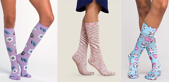 the best fashionable socks for standing
