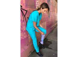 Nurses should wear compression socks