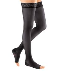 Open Toe Compression Stockings