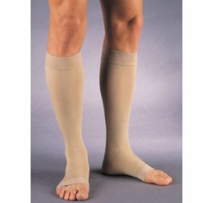Open-toe Support Socks