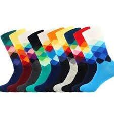 Padded compression socks