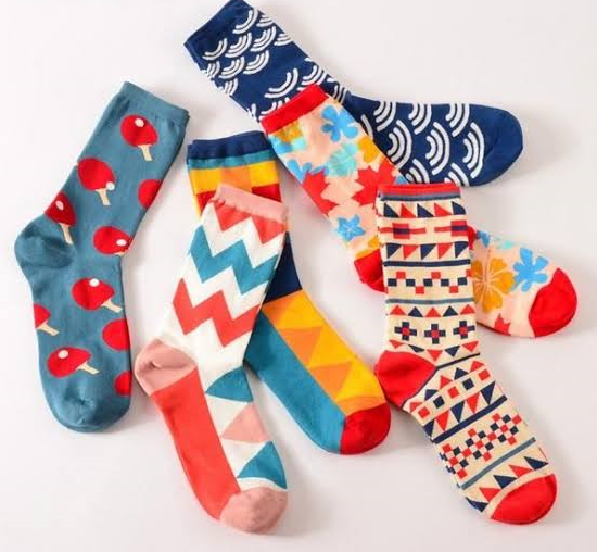 Perfectly Fit Quality Socks Of Various Colors For Kid's Functions