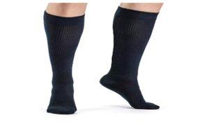 Plus-Size Compression Socks