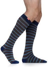 multicolored men's socks protecting feet