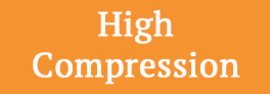 High compression