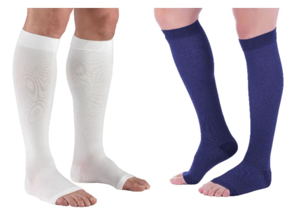 Toeless-Compression-Socks
