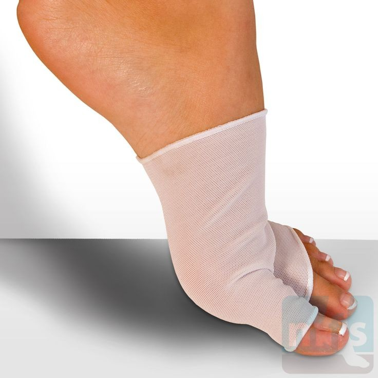 Small Sized Open Toe Compression Socks Support for Men