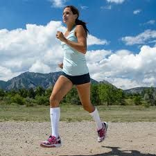 Sports compression socks