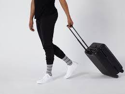 Stylish travel compression socks