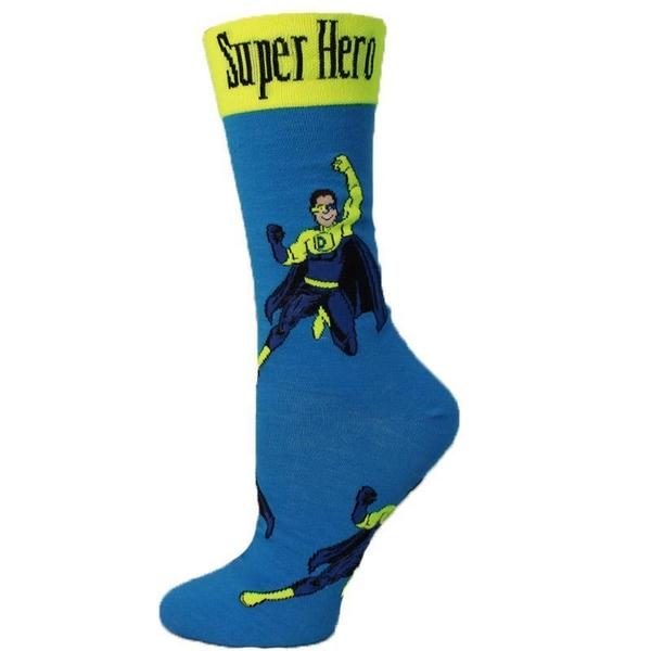 Superhero Quality Socks Product Available For Children Categories