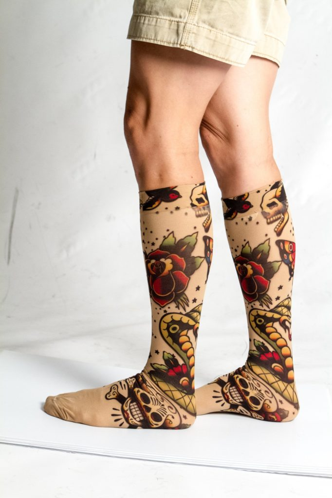 Soft Fun Stockings for Men
