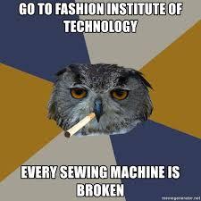 technology in fashion meme