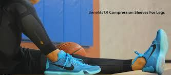The Benefit of Compression Sleeve for ankle and Leg