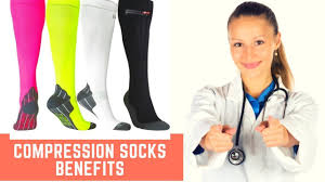 Image showing The Benefits of Compression Stockings