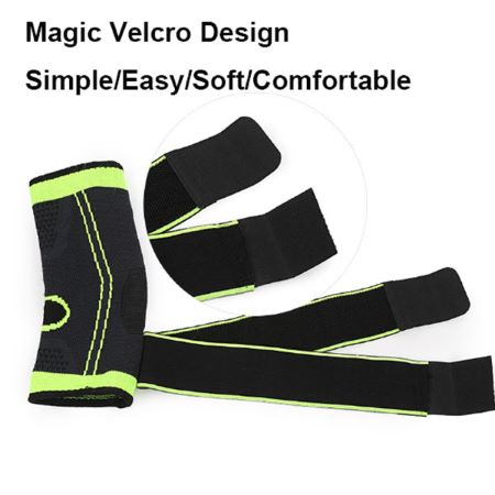 Velcro design