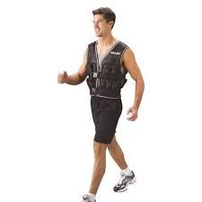 Walk with a weighted vest