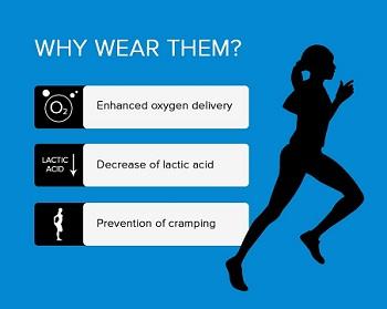 why wear compression socks