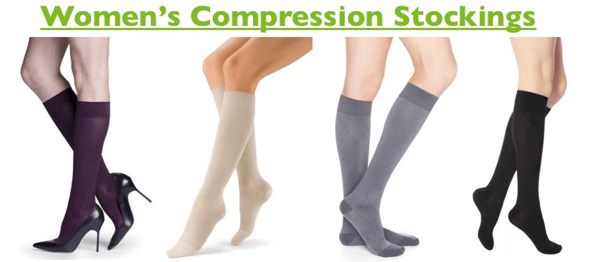 How do Women Compression Hose and stocking