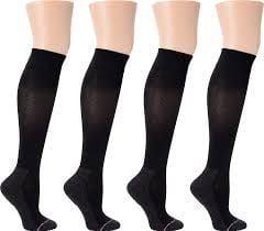 XL lightweight compression stockings