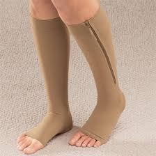 Zip Stockings for Men Recommend By Socks Doctor
