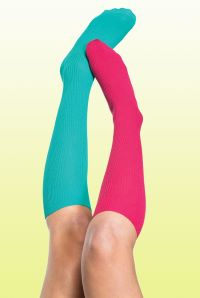 pair of compression socks