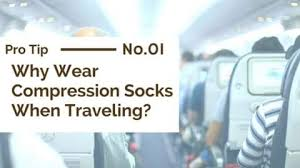 why you need to wear compression socks for flight