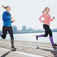 athletic hosiery boost performance