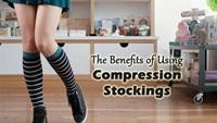benefits of knee high compression socks