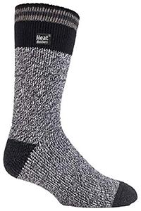 black ortho pressure socks