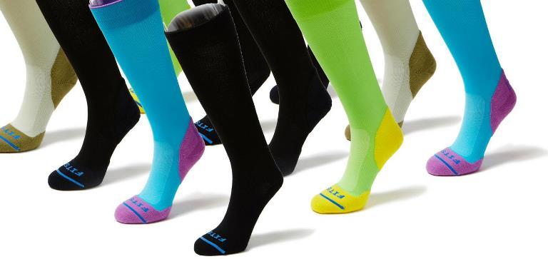 image of how to Choose and use Compression socks